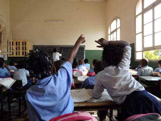 Opettaja, minä tiedän! Lapset innostuvat oppimisesta, kun opetusmenetelmiä kehitetään lapsiystävällisemmiksi ja erilaiset oppijat huomioon ottaviksi.
